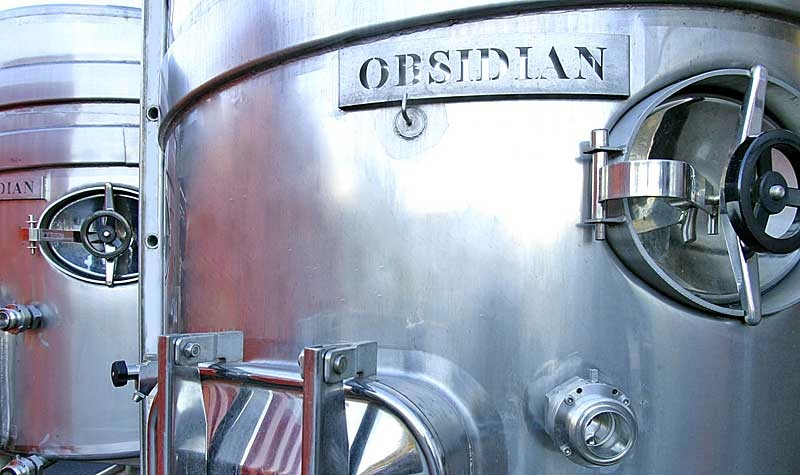 Obsidian tank
