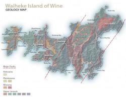 Waiheke geomap
