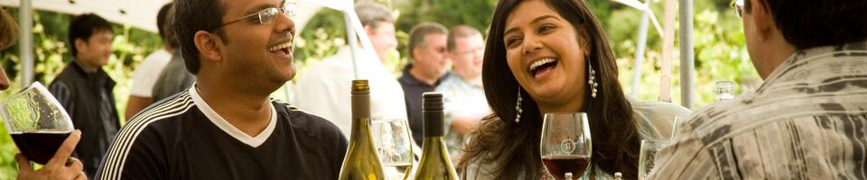 Wine Tasting On Waiheke