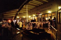 Wine Expo was held at the Auckland Floating Pavillion